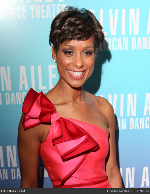 Alvin Ailey American Dance Theater's Opening Night Gala Benefit - Arrivals