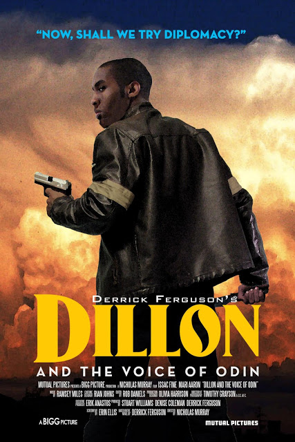 DILLON AND THE VOICE OF ODIN MOVIE POSTERS